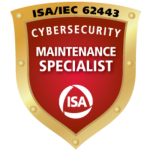 Cybersecurity Maintenance Specialist